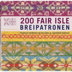 200 Fair isle breipatronen - Mary Jane Mucklestone - 1pc