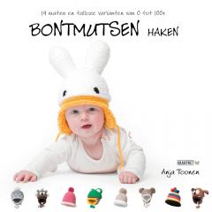 Bontmutsen Haken - Anja Toonen - 1pc