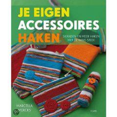 Je Eigen Accessoires Haken - Marcella Mercks - 1pc