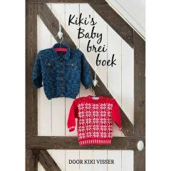 Kiki's Baby Breiboek (Knitting book)  - Kiki Visser