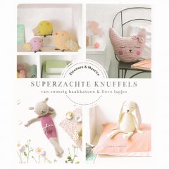 Superzachte Knuffels - Eleonore & Maurice - 1pc