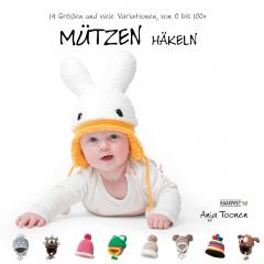 Mützen häkeln - Anja Toonen - 1pc