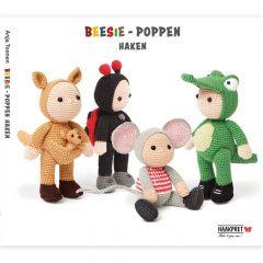 Beesie-poppen haken - Anja Toonen - 1pc