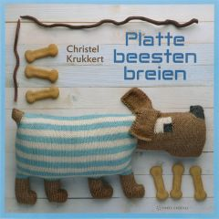 Platte beesten breien - Christel Krukkert - 1pc