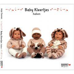 Baby kleertjes haken - Anja Toonen - 1pc