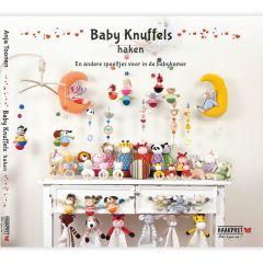 Baby knuffels haken - Anja Toonen - 1pc