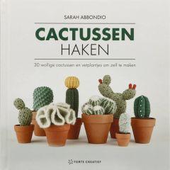 Cactussen haken - Sarah Abbondio - 1pc