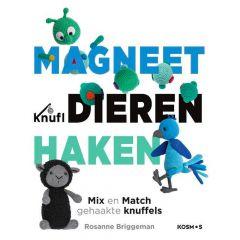 Magneetdieren haken - Rosanne Briggeman - 1pc