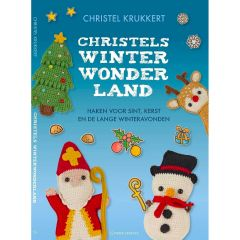Christels winterwonderland - Christel Krukkert - 1pc