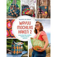 Wayuu mochilas haken 2 - Rianne de Graaf - 1pc