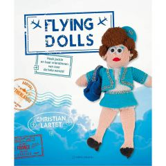 Flying dolls - Christian Lartet - 1pc