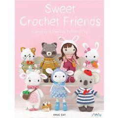 Sweet crochet friends - Hoang Thi Ngoc Anh - 1pc