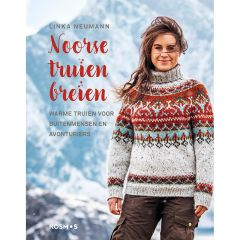 Noorse truien breien - Linka Neumann - 1pc