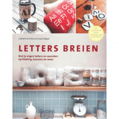 Letters Breien - Catherine Hirst - 1pc