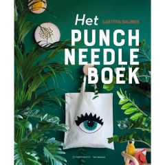 Het punch needle boek - Laetitia Dalbies - 1pc
