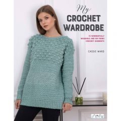 My crochet wardrobe - Cassie Ward - 1pc