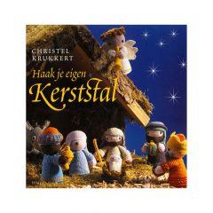 Haak je eigen kerststal - Christel Krukkert - 1pc