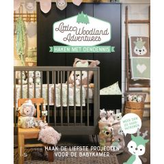 Little woodlands adventures haken - DenDennis - 1pc