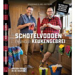Schotelvodden - DenDennis and Mr. Knitbear - 1pc