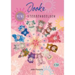 Jookz mini sterrenbeelden - Joke Postma - 1pc