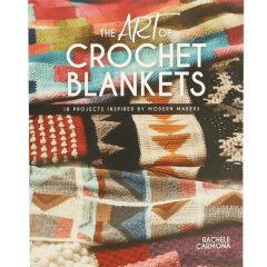 The Art of Crochet Blankets - Rachele Carmona - 1pc