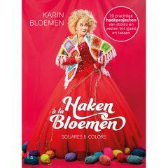Haken à la Bloemen - Karin Bloemen - 1pc