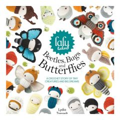 Lalylala Beetles, bugs and butterflies Lydia Tresselt- 1pc