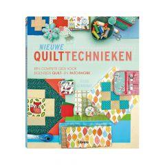 Nieuwe quilttechnieken - Jessica Alexandrakis - 1pc