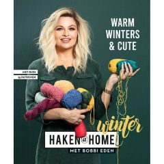 Haken @ home met Bobbi Eden winter - Bobbi Eden - 1pc