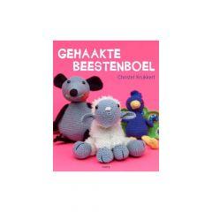 Gehaakte beestenboel - Christel Krukkert - 1pc