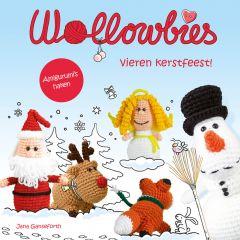 Wollowbies vieren kerstfeest - Jana Ganseforth - 1pc