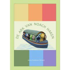 De ark van Noach haken - Janny Oosterom-Verweij - 1pc