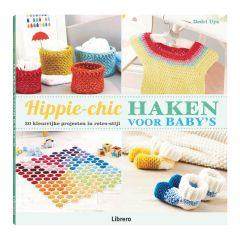 Hippie-chic haken voor baby's - Dedri Uys - 1pc