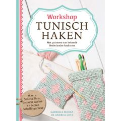 Workshop Tunisch haken - 1pc
