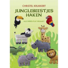 Junglebeestjes haken - Christel Krukkert - 1pc