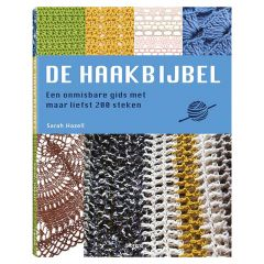 De Haakbijbel (crochet book, bound version)
