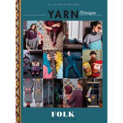 Scheepjes YARN Bookazine 6 Folk - 5pcs
