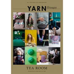 Scheepjes YARN Bookazine 8 Tea Room - 5pcs