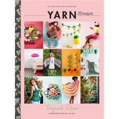Scheepjes YARN Bookazine 3 The Tropical Issue - 5pcs