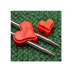 Addi ToGo Knitting needle stoppers set of 2 - 3pcs