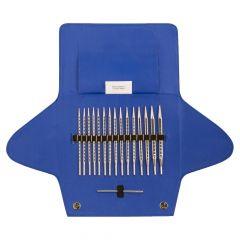 Addi Click Novel Long case interchang. needle square - 1pc