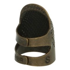 Clover Open-sided thimble small - 3pcs