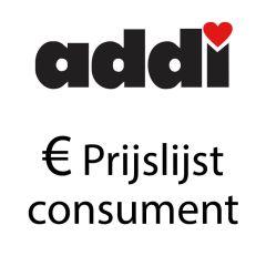 Consumer price list Addi - 1pc
