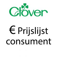 Consumer Price List Clover- 1piece