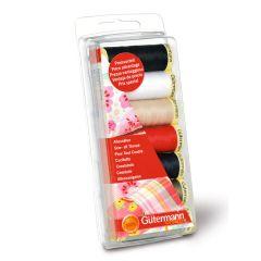 Gütermann Sew-all Thread set 7 reels - 1pc