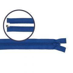 Separating coil zipper nylon 100cm - 5pcs