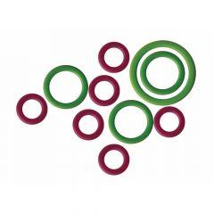 KnitPro Stitch ring markers - 3pcs