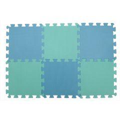 KnitPro Lace blocking mats 30x30x1cm - 1x9pcs