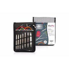 KnitPro Nova Cubics interchangeable needles deluxe set - 1pc