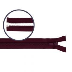Separating coil zipper nylon 150cm - 5pcs